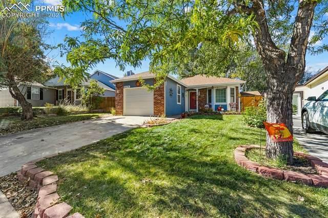 6670 Glade Park Drive, Colorado Springs, CO 80918 (#4930692) :: The Harling Team @ HomeSmart