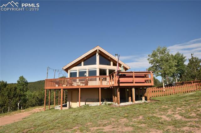 9960 S Highway 67 Highway, Cripple Creek, CO 80813 (#4931242) :: CC Signature Group