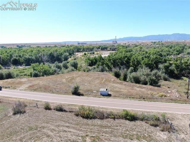 13520 Old Pueblo Road, Fountain, CO 80817 (#4931351) :: The Kibler Group