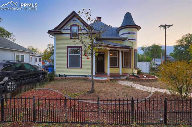 1529 W Pikes Peak Avenue, Colorado Springs, CO 80904 (#4932792) :: 8z Real Estate