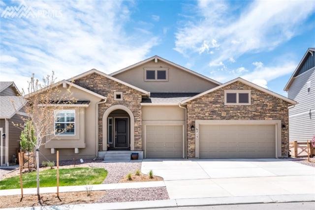 6715 Mineral Belt Drive, Colorado Springs, CO 80927 (#4934027) :: The Peak Properties Group