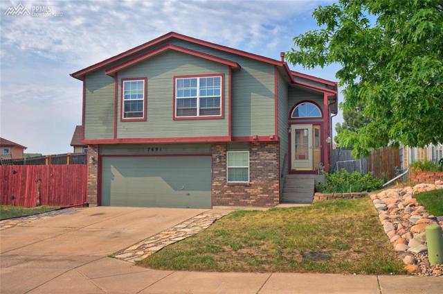 7691 Scarborough Drive, Colorado Springs, CO 80920 (#4936539) :: Jason Daniels & Associates at RE/MAX Millennium