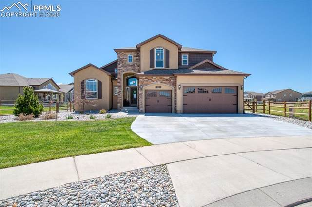 10550 Mt Sherman Way, Peyton, CO 80831 (#4941312) :: Finch & Gable Real Estate Co.