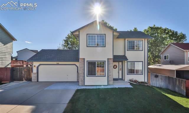 740 Jayton Drive, Colorado Springs, CO 80911 (#4943190) :: CC Signature Group