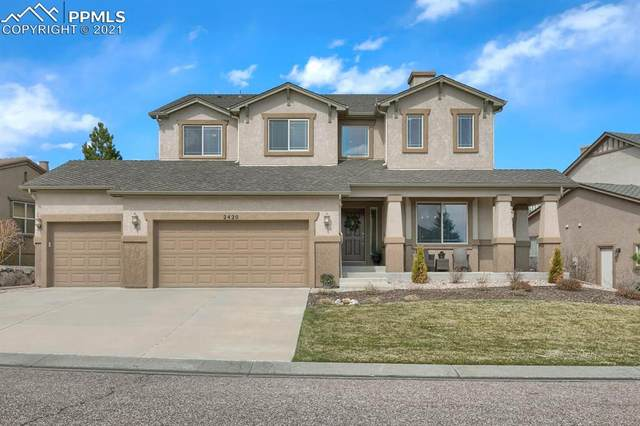 2420 Baystone Court, Colorado Springs, CO 80921 (#4944303) :: The Gold Medal Team with RE/MAX Properties, Inc