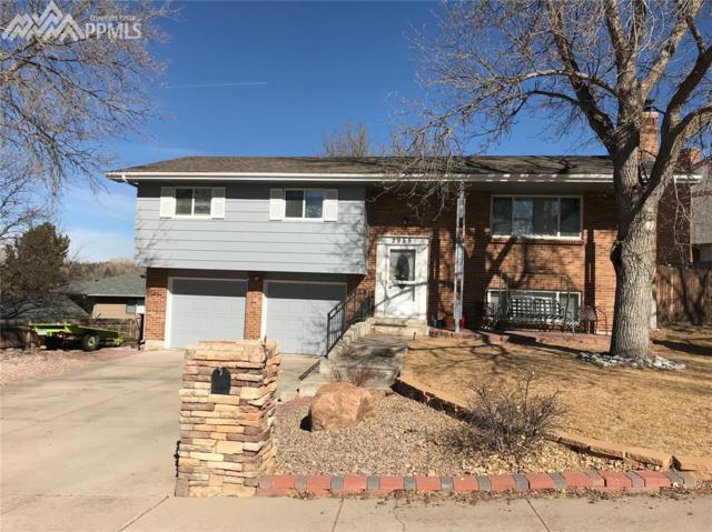 2955 Banderas Lane, Colorado Springs, CO 80917 (#4945814) :: The Hunstiger Team