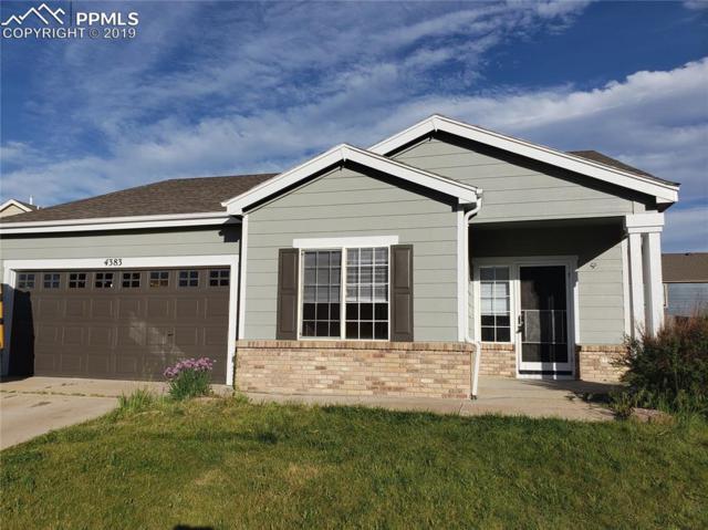 4383 E Anvil Drive, Colorado Springs, CO 80925 (#4946408) :: Fisk Team, RE/MAX Properties, Inc.