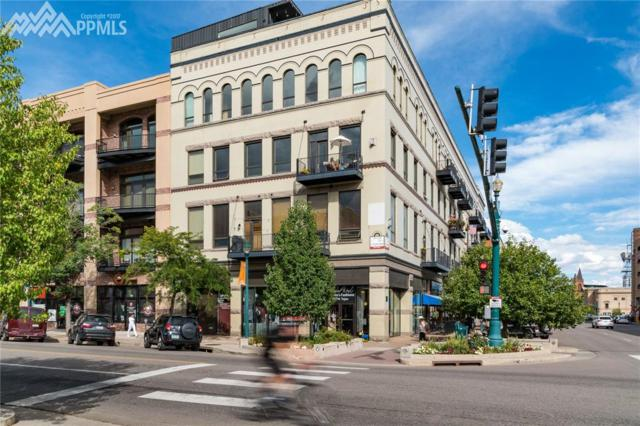 101 N Tejon Street #310, Colorado Springs, CO 80903 (#4946503) :: The Hunstiger Team
