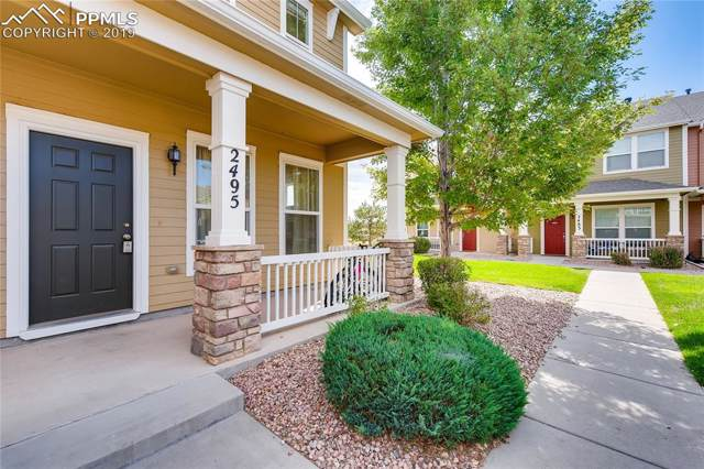 2495 Obsidian Forest View, Colorado Springs, CO 80951 (#4947422) :: Action Team Realty