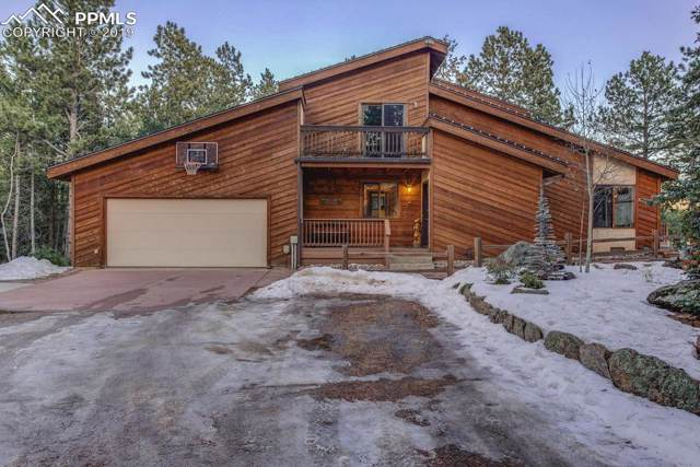 1451 Windflower Circle, Woodland Park, CO 80863 (#4948352) :: Perfect Properties powered by HomeTrackR