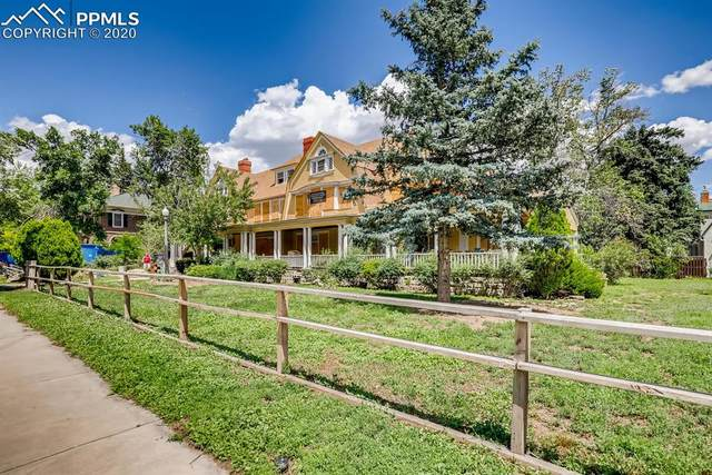 1315 Wood Avenue #1, Colorado Springs, CO 80903 (#4951539) :: The Daniels Team