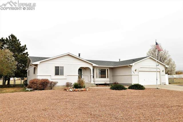 265 W Linden Avenue, Pueblo West, CO 81007 (#4952398) :: The Treasure Davis Team | eXp Realty