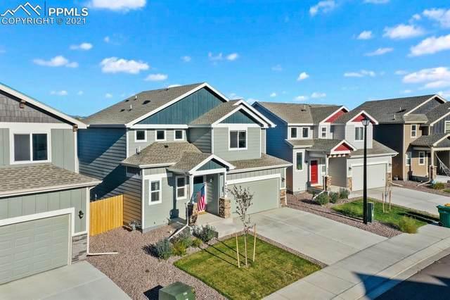 9924 Castor Drive, Colorado Springs, CO 80925 (#4953934) :: Simental Homes | The Cutting Edge, Realtors