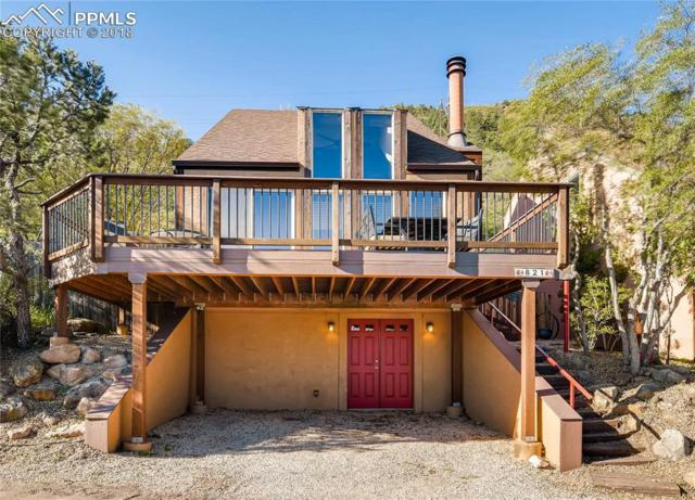 821 Chipeta Road, Manitou Springs, CO 80829 (#4954803) :: Action Team Realty