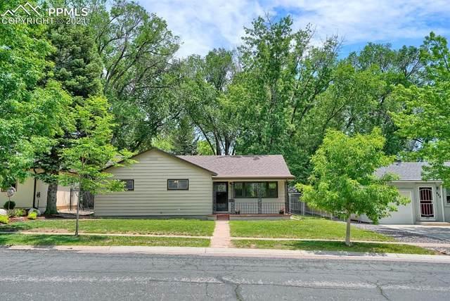 703 Echo Lane, Colorado Springs, CO 80904 (#4955018) :: Tommy Daly Home Team
