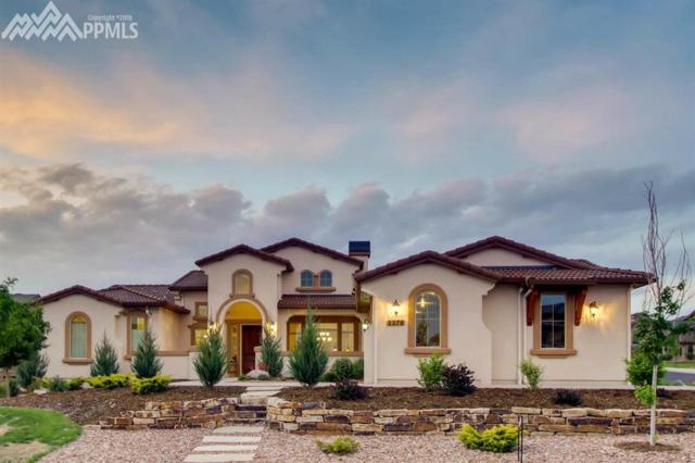 2278 Coyote Crest View, Colorado Springs, CO 80921 (#4955686) :: Jason Daniels & Associates at RE/MAX Millennium