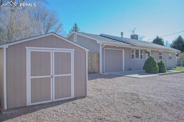 1318 S 12th Street, Canon City, CO 81212 (#4956247) :: The Treasure Davis Team