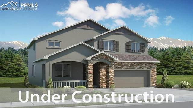 1837 Clayhouse Drive, Colorado Springs, CO 80921 (#4957350) :: CC Signature Group