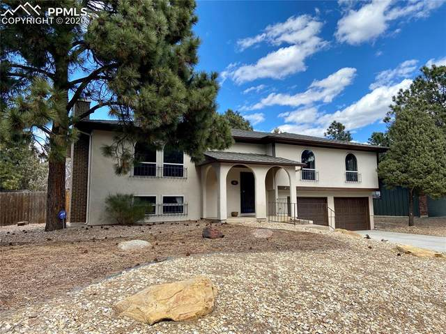 95 Raven Hills Court, Colorado Springs, CO 80919 (#4964258) :: The Treasure Davis Team