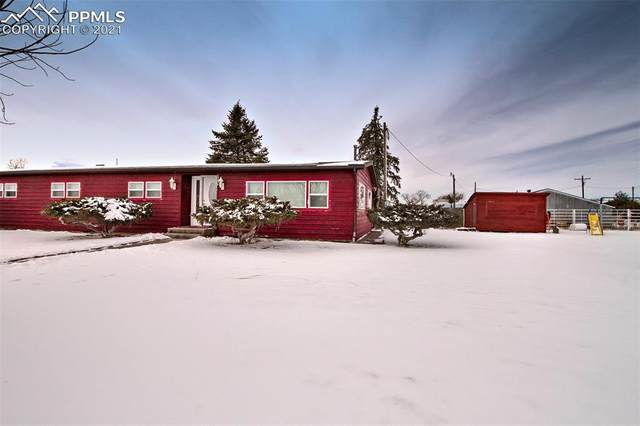 1255 Immel Street, Limon, CO 80828 (#4964452) :: The Cutting Edge, Realtors