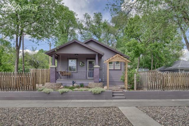 616 E Washington Street, Colorado Springs, CO 80907 (#4966145) :: 8z Real Estate