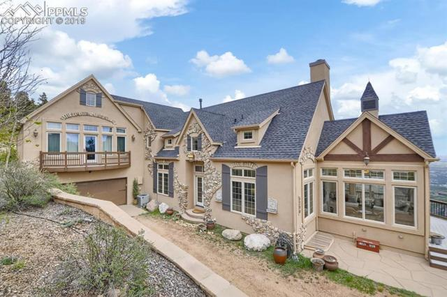 5290 Lower Vista Road, Manitou Springs, CO 80829 (#4966286) :: CC Signature Group