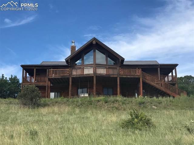 454 Cap Rock Lane, Canon City, CO 81212 (#4967083) :: Colorado Home Finder Realty