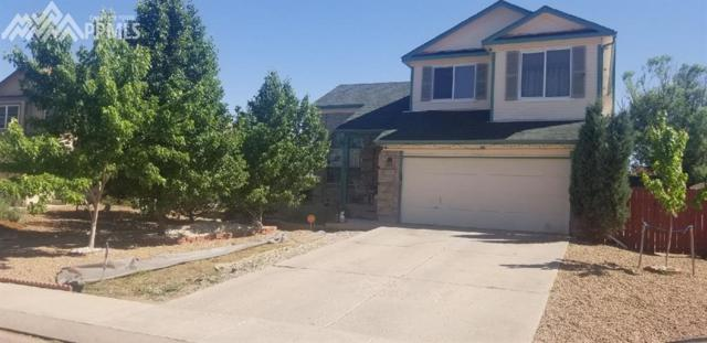 1337 Grass Valley Drive, Colorado Springs, CO 80906 (#4969598) :: The Hunstiger Team