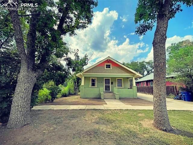 222 S Twelfth Street, Colorado Springs, CO 80904 (#4970854) :: Venterra Real Estate LLC
