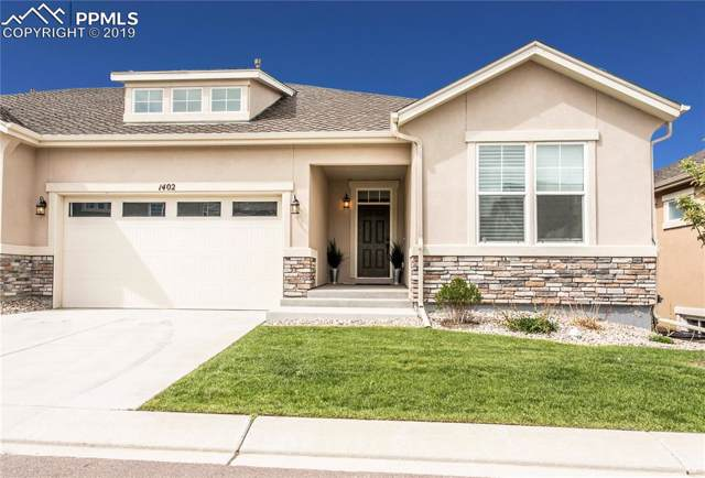 1402 Promontory Bluff View, Colorado Springs, CO 80921 (#4972047) :: CC Signature Group