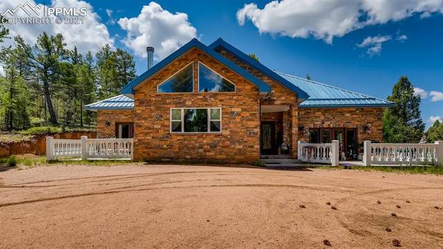 110 Silver Trail, Florissant, CO 80816 (#4973714) :: Action Team Realty
