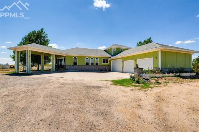 6997 N Delbert Road, Parker, CO 80138 (#4978087) :: Fisk Team, RE/MAX Properties, Inc.