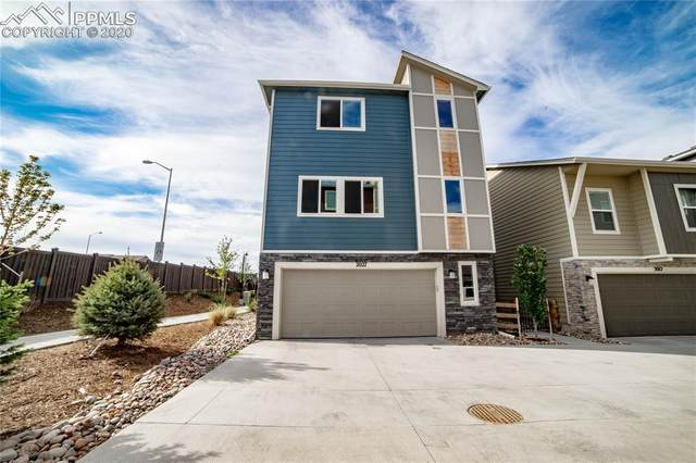 2027 Fulwell View, Colorado Springs, CO 80910 (#4978680) :: The Daniels Team