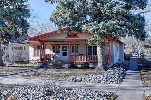 1930 N Corona Street, Colorado Springs, CO 80907 (#4979675) :: Venterra Real Estate LLC