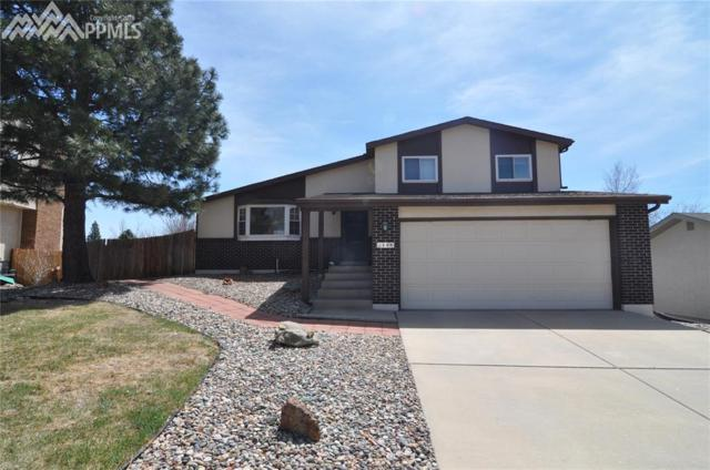 3845 Inspiration Drive, Colorado Springs, CO 80917 (#4980080) :: Colorado Home Finder Realty