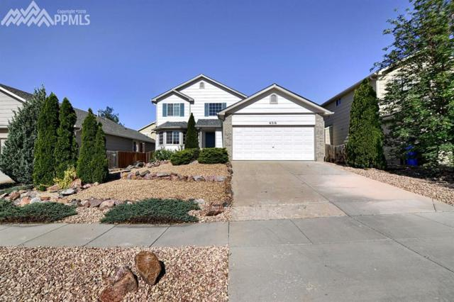 6316 Hartman Drive, Colorado Springs, CO 80923 (#4980427) :: The Treasure Davis Team