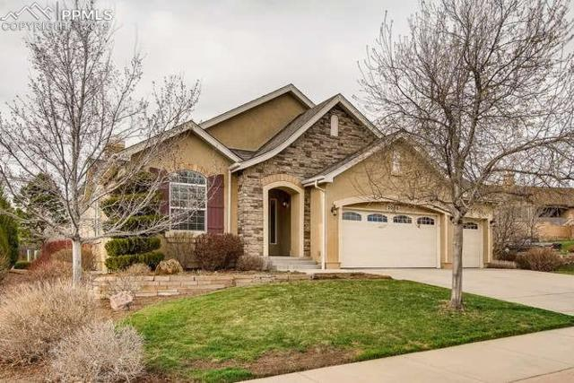 2086 Paradise Ridge Court, Colorado Springs, CO 80921 (#4981581) :: Jason Daniels & Associates at RE/MAX Millennium