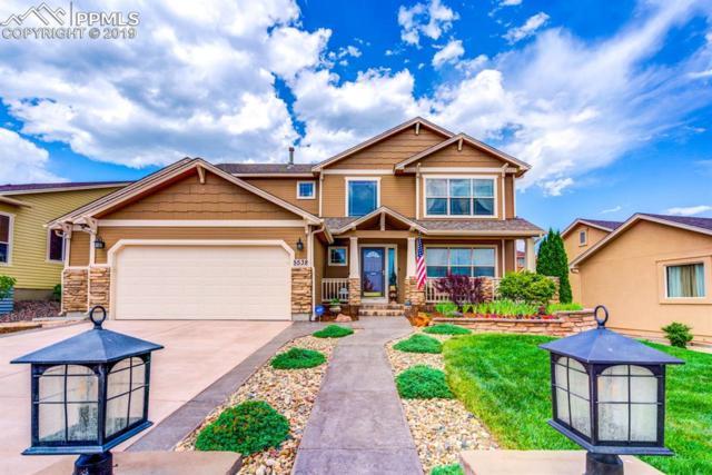 5538 Cross Creek Drive, Colorado Springs, CO 80924 (#4981642) :: The Kibler Group