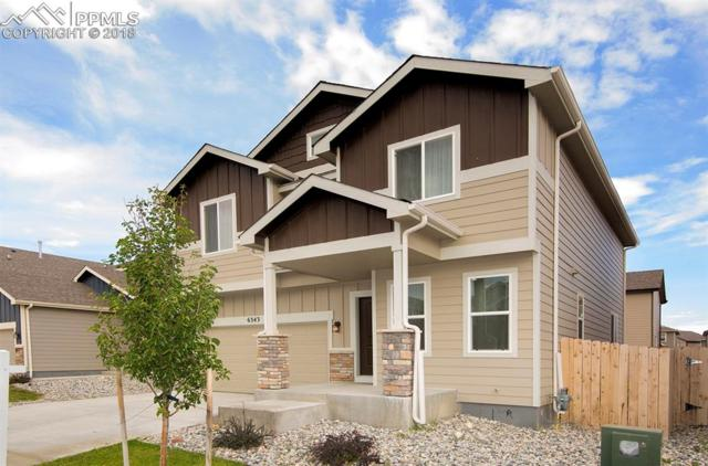 6343 Wallowing Way, Colorado Springs, CO 80925 (#4983941) :: Jason Daniels & Associates at RE/MAX Millennium