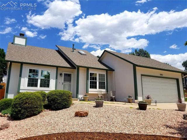 8261 Caravel Drive, Colorado Springs, CO 80920 (#4984342) :: The Hunstiger Team