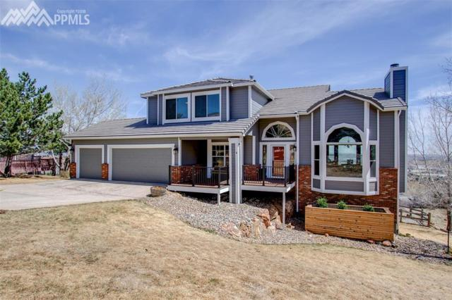 5315 Lanagan Street, Colorado Springs, CO 80919 (#4984635) :: The Hunstiger Team