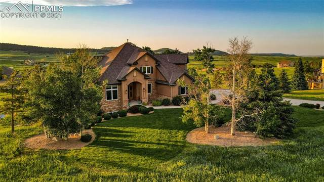 19772 Kershaw Court, Monument, CO 80132 (#4988613) :: Fisk Team, eXp Realty
