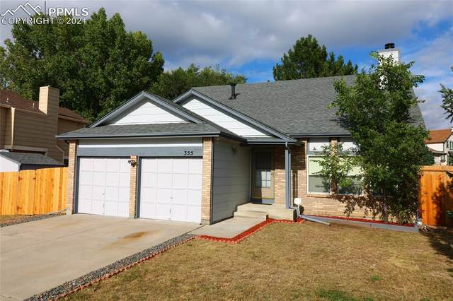 355 Putnam Drive, Colorado Springs, CO 80911 (#4990383) :: The Cutting Edge, Realtors