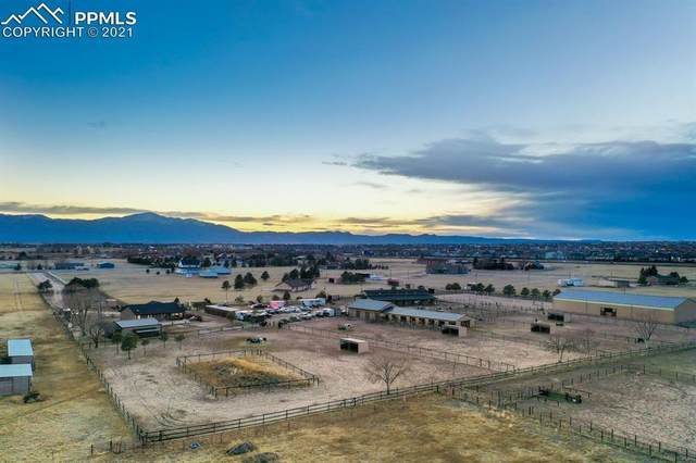 13260 Cottontail Lane, Falcon, CO 80831 (#4991998) :: Fisk Team, eXp Realty