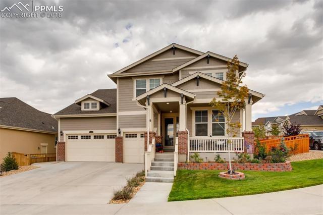 2429 Leafdale Circle, Castle Rock, CO 80109 (#4996378) :: Harling Real Estate