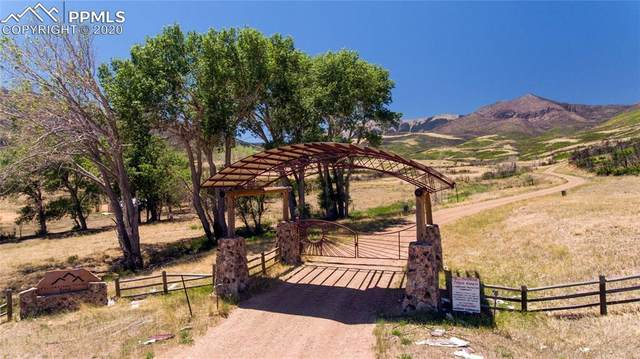TBD Yellowstone Creek Ranch Road, La Veta, CO 81055 (#5000367) :: The Gold Medal Team with RE/MAX Properties, Inc