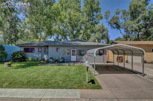 128 Esther Drive, Colorado Springs, CO 80911 (#5001158) :: Action Team Realty