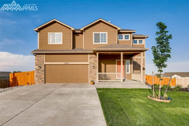 6555 Dancing Star Way, Colorado Springs, CO 80911 (#5002085) :: The Treasure Davis Team