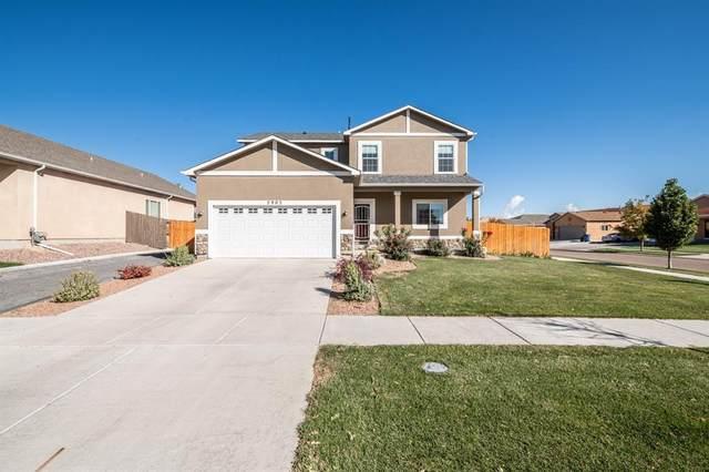 2903 Prairie Hawk Lane, Pueblo, CO 81005 (#5005588) :: Simental Homes | The Cutting Edge, Realtors