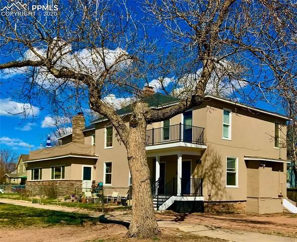 501 N Weber Street, Colorado Springs, CO 80903 (#5007405) :: Action Team Realty